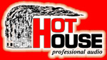Hot House Professional Audio Logo - Click for Home Page